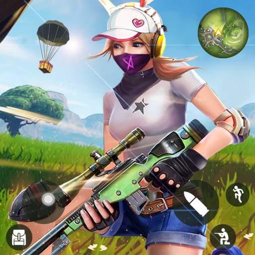 Cover Hunter - 3v3 Team Battle