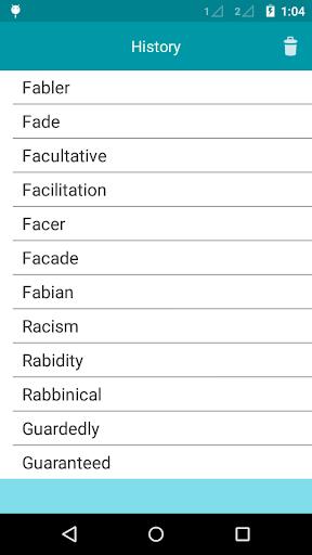 English To Gujarati Dictionary 8 تصوير الشاشة