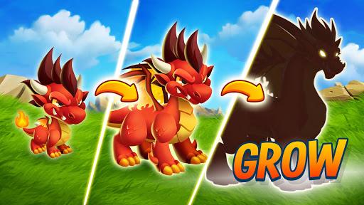 Dragon City 7 تصوير الشاشة