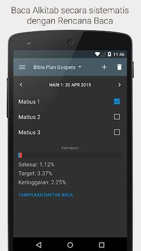 Alkitab screenshot 5