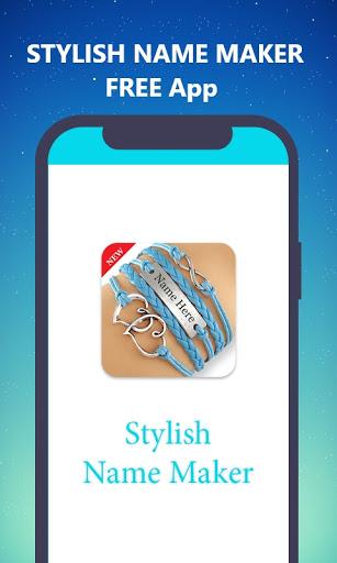 Stylish Name Maker - New Stylish name generator screenshot 1