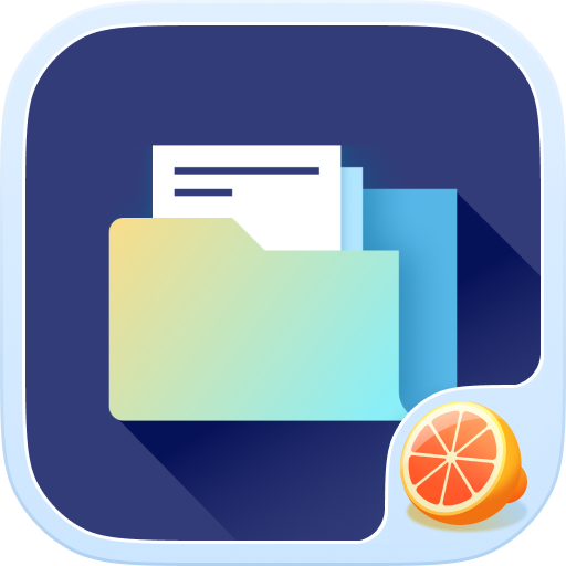PoMelo File Explorer - Manajer File & Pembersih icon