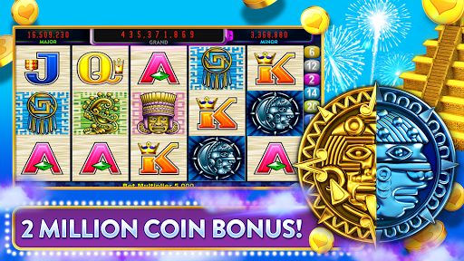 Slots: Heart of Vegas™ – Free Casino Slots Games 2 تصوير الشاشة