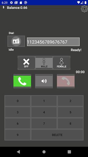 Call SpoofGuard 2 تصوير الشاشة
