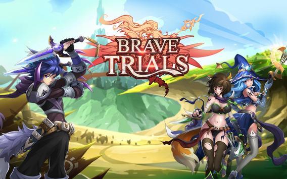 Brave Trials screenshot 1