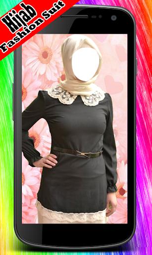 Hijab Fashion Suit 2016 6 تصوير الشاشة