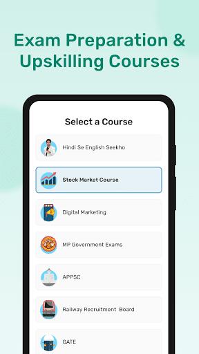 Entri: Learning App for Job Skills 2 تصوير الشاشة