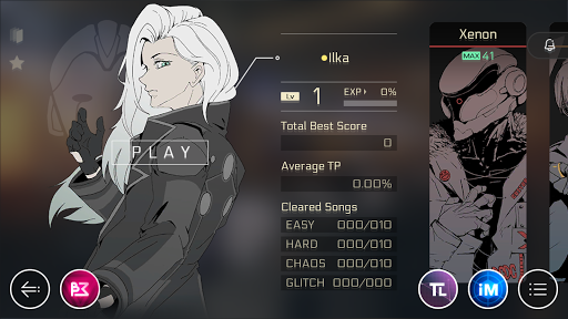 Cytus II screenshot 2