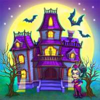 Monster Farm - Happy Ghost Village - Witch Mansion on APKTom