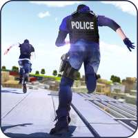 Mad City Rooftop Police Squad on 9Apps
