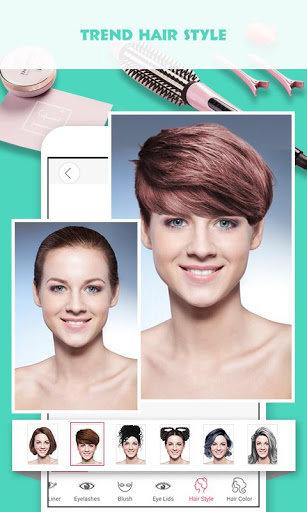 Pretty Makeup - Beauty Photo Editor Selfie Camera screenshot 4