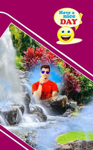 Waterfall Photo Editor - Photo Frames 2 تصوير الشاشة