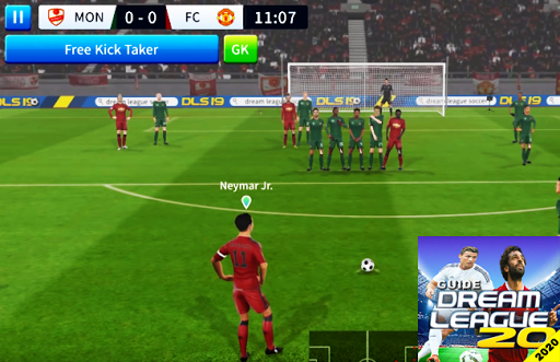 Dream hints league 2020 - soccer guide screenshot 1