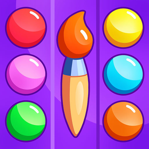 Colors for Kids, Toddlers, Babies - Learning Game icon