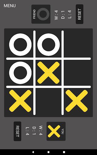 Tic Tac Toe : Noughts and Crosses, OX, XO screenshot 11