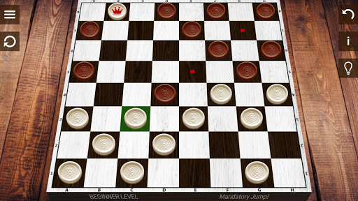 لعبة الداما 3 تصوير الشاشة