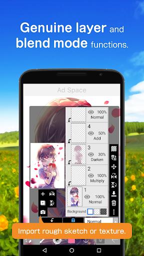 ibis Paint X screenshot 3