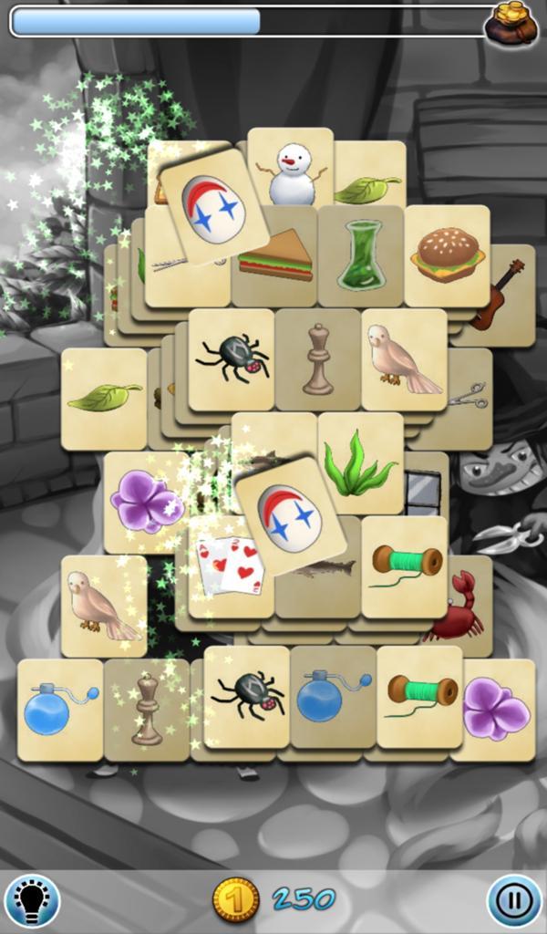 Hidden Mahjong: Rapunzel screenshot 1