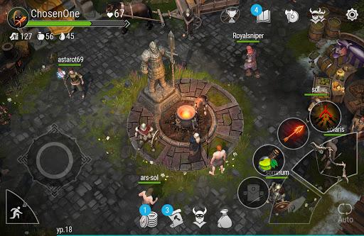 Frostborn: Coop Survival screenshot 3