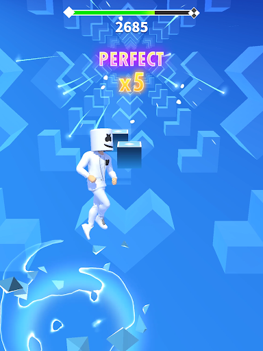 Marshmello Music Dance 7 تصوير الشاشة