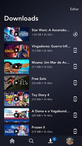 Disney  screenshot 7