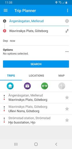 Travel planner 1 تصوير الشاشة