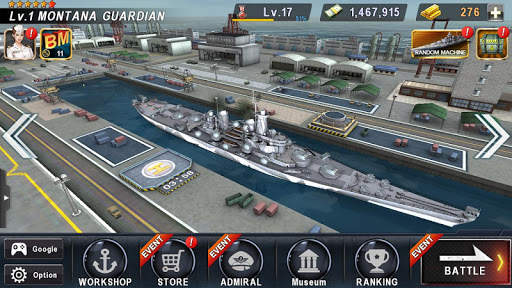 Warship Battle 3d World War Ii For Android Free Download 9apps