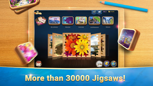 Magic Jigsaw Puzzles - Puzzle Games screenshot 10