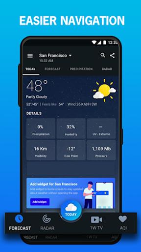 1Weather: Forecasts, Widgets, Snow Alerts & Radar screenshot 3