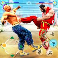 Gym Fighting Trainer: Boxing Karate Fighting Games on 9Apps