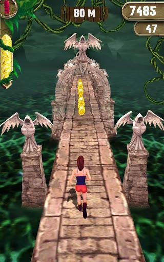 Scary Temple Final Run Lost Princess Running Game screenshot 1