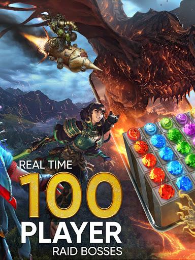 Legendary: Game of Heroes - Fantasy Puzzle RPG screenshot 8