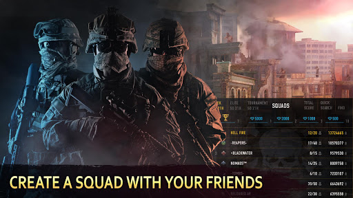 Sniper Arena: PvP Army Shooter screenshot 1