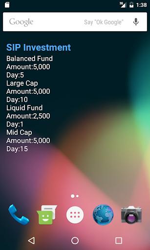 SIP Calculator screenshot 14