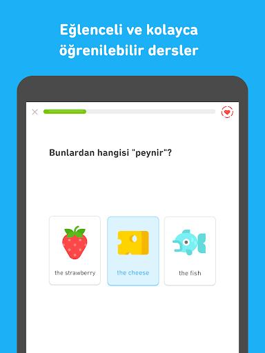 Duolingo'yla Bedava İngilizce screenshot 7
