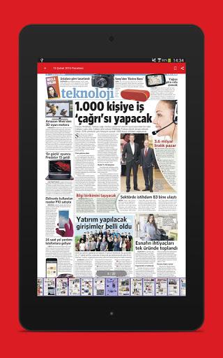 Vatan Gazete 8 تصوير الشاشة