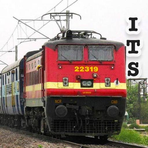 Indian Railway Train Status : Where is my Train أيقونة