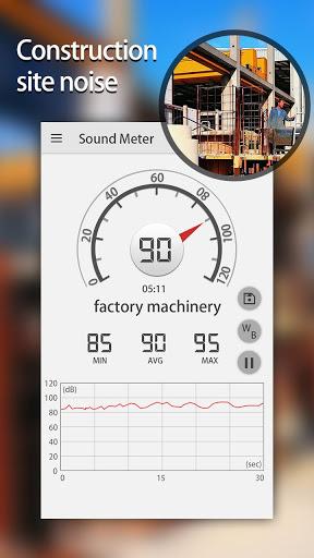 Sound Meter & Noise Detector screenshot 4