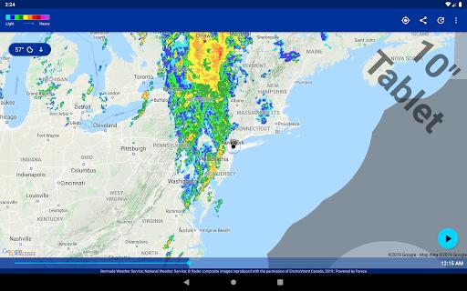 Rain Alarm 10 تصوير الشاشة