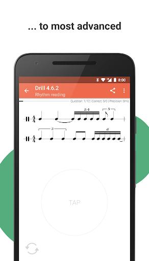 Complete Rhythm Trainer 4 تصوير الشاشة