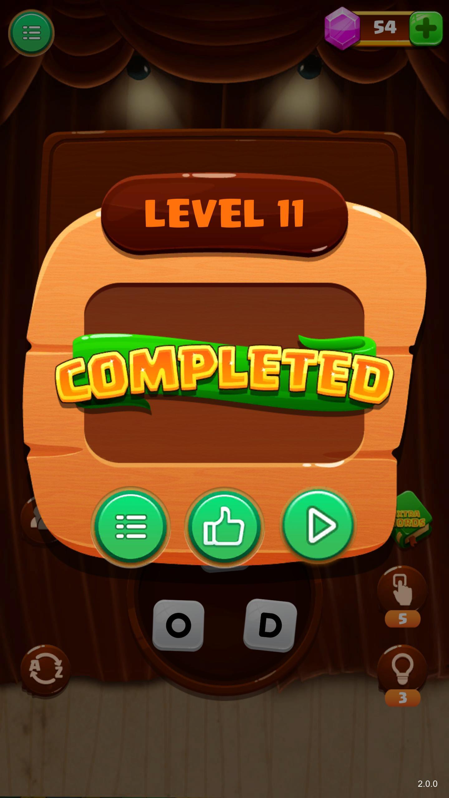 Word Crossy Mania screenshot 10