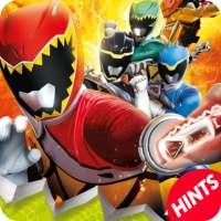 Tips of Power Dino Rangers : Game on APKTom