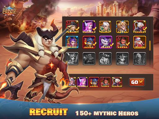Heroes Charge screenshot 16