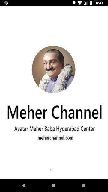 Meher Channel 1 تصوير الشاشة
