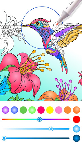 Coloring Book 2021 screenshot 1