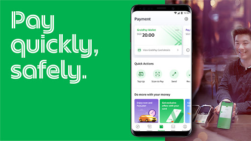 Grab - Transport, Food Delivery, Payments скриншот 5