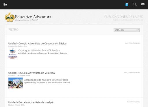 Educación Adventista screenshot 13