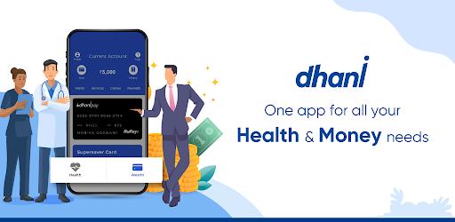 dhani: Healthcare, Finance, Free Rewards & More 1 تصوير الشاشة