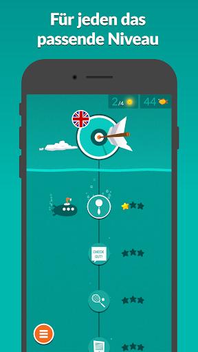 WordDive: Englisch lernen screenshot 4