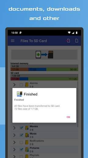 Files To SD Card screenshot 5